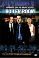 Boiler Room - DVD -  Very Good - Ben Affleck,Tom Everett Scott,Jamie Kennedy,Ron