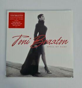 Toni Braxton Spell My Name Vinyl LP Record New Sealed 180g Pressing