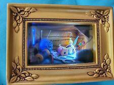 Disney Olszewski Gallery of Light Tinker Bell Pixie's Fury Shadow Box Diorama