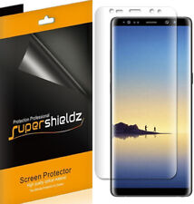 2X Supershieldz Clear Full Coverage Screen Protector for Samsung Galaxy Note 8