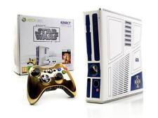 Microsoft XBOX 360 Konsole SLIM KINECT STAR WARS + Controller Limited Edition