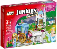 Lego Juniors Cinderella's Carriage 10729 Building Kit 116 Pcs