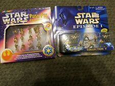 Galoob Star Wars Micro Machines Episode I COLLECTION V BONUS: 12 Push Pins
