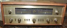 THE FISHER 800B 800-B STEREO TUBE RECEIVER. 32 Watts/channel,7591