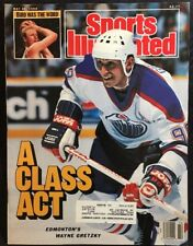 Sports Illustrated Magazine May 30, 1988 Gretzky Oilers Cover