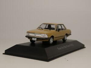 IXO 1:43 Ford Del Rey Ouro 1982 Diecast model car