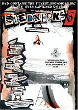 SLEDNECKS 6  NEW DVD  EXTREME SNOWMOBILE STUNTS TRICKS