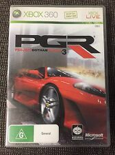 Project Gotham Racing PGR Xbox 360 Game