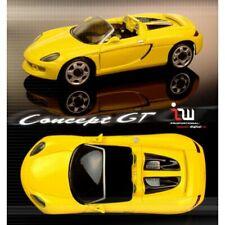 Kyosho Mini-Z iWaver FireLap Porsche Carrera GT (Yellow) AutoScale Body