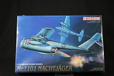 YL058 DRAGON 1/72 maquette avion 5014 Me1101 Nachtjager