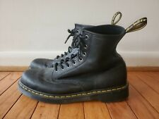 Dr. Martens Boots Mens Size 12 Air Wair Doc Martens Original 8 High Barely Worn