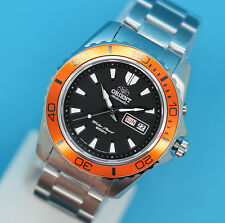 "ORIENT EM75004B Sporty Automatic ""Mako XL"" 200M Diving Watch FEM75004B"