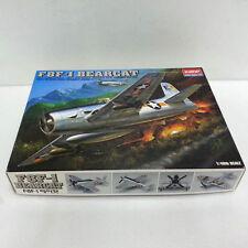 ACADEMY 1:48 KIT AEREO DA MONTARE F8F-1 BEARCAT  2186