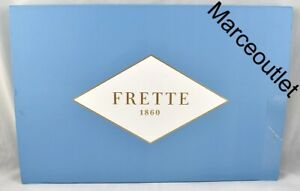 """Frette 1860 Status Wool - Cashmere Throw 51"""" x 67"""" Beige"""