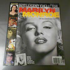 2012 HERITAGE Magazine Intelligent Collector MARILYN MONROE Elvis VON TEESE 100p