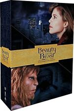 Beauty And The Beast . The Complete Series . Season 1 2 3 . 16 DVD . NEU . OVP