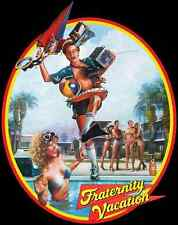 80's Comedy Classic Fraternity Vacation Poster Art custom tee Any Size Any Color