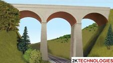 Ratio 251 - Doble Pista Tres Arco Viaducto 'N' Escala Kit de Plástico