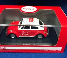1:43 Coca Cola 1966 VW Beetle  #440030