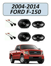 FORD F-SERIES F-150 2004-2014 Factory Speakers Replacement Kit, PIONEER