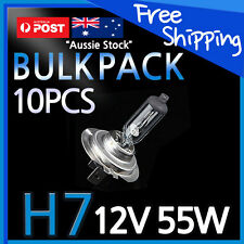 Mazda 3 (2004-2010) / CX7(2006-2010) H7 Halogen Bulbs Headlight Globes 55W 10PCS