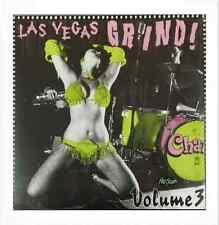 VA. LAS VEGAS GRIND # 3 # LP - Lounge, Rock & Roll, Rhythm & Blues compilation