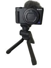 Sony Cyber-shot ZV-1 20.1MP Compact Digital Vlog Camera + Stick
