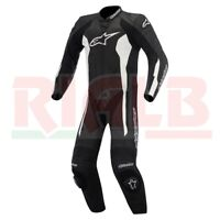 Tuta Moto in Pelle Traspirante Alpinestars CHALLENGER Leather Touring Suit