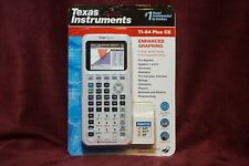Texas Instrument TI-84 Plus CE Graphing Calculator White BRAND NEW