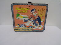 ORIGINAL Vintage 1973 Raggedy Ann & Andy Metal Lunch Box
