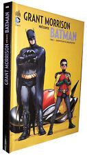 COMICS - URBAN COMICS - GRANT MORRISON PRESENTE - BATMAN T.03 : NOUVEAUX MASQUES