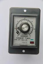 OMRON STP-YMH-US TIMER 110V #S365