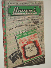 VINTAGE 1948 XMAS GIFT WHOLESALE CATALOG! BIKES/RADIOS/FISHING/WATCHES/CAMERAS/+