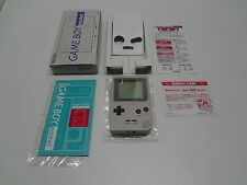 Game Boy Pocket System Grey Nintendo Japan GOOD