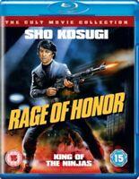 Rage De Honor Blu-Ray (101FILMS188BR)