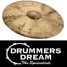 "Paiste 20"" Signature Dark Energy MKII Ride Cymbal - RRP $1,025 **ONE ONLY ***"