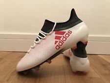 Adidas X 17.1 FG Football Boots (Pro Edition) U.K. Size 9