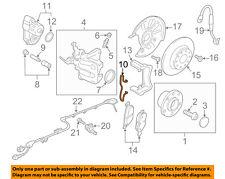 AUDI OEM 15-18 A3 Brake-Rear-Spring 8V0615269