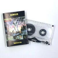 OXENKILLER Monster Of Steel Cassette Tape 1987 Heavy Metal Rare