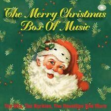 V/A Pop - Merry Christmas Box of Music [CD]