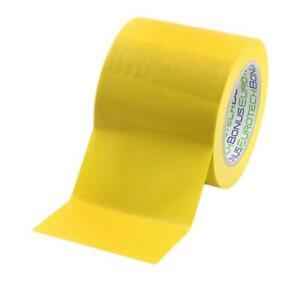 BONUS Eurotech PVC Bodenmarkierungsband Klebeband Warnklebeband Gelb Neu