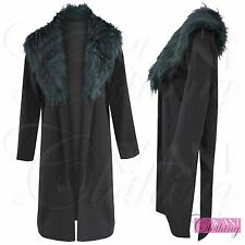 Full Length Faux Fur Unbranded Coats & Jackets for Women