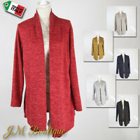 Autumn Italian Quirky Cardigan Jacket Plus Size 14-24