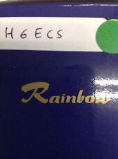 "Rainbow - H6ECS - Lens, 1/2"", 6mm, Auto-Iris, f/1.4, CS Mount"