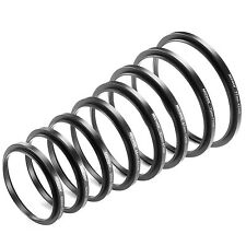 Neewer 8x Step-up Adapter Ring Set Made of Premium Anodized Aluminum