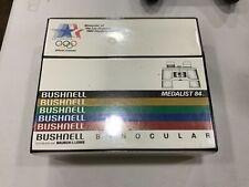 Bushnell Medalist 84 Binoculars 1984 Los Angles Olympic Games Insta-Focus