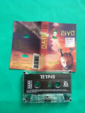 ►►rare Polish cassette ZIYO TETRIS band mc tape Poland