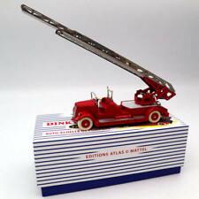 Atlas Dinky toys 32D Auto Echelle DE Pompiers Fire Engine Diecast Models Car