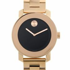 MOVADO 3600086 Bold 36mm Women's Dial Rose Gold Stainless Steel Watch