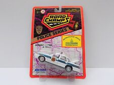ROAD CHAMPS 6430 POLICE SERIES CROWN VICTORIA METROPOLITAN POLICE MINT 1:43